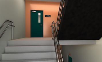 Stairwell Doors