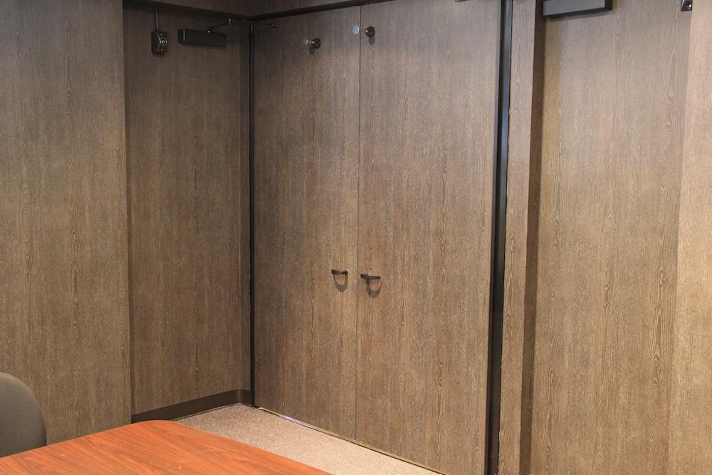 Info u0026 Specs & The Integrated door system Specialty Doors - Door Systems