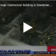 commercial building fire in los angeles