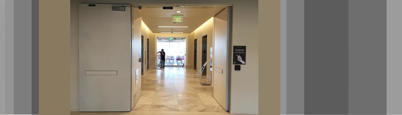 Elevator Lobby Doors