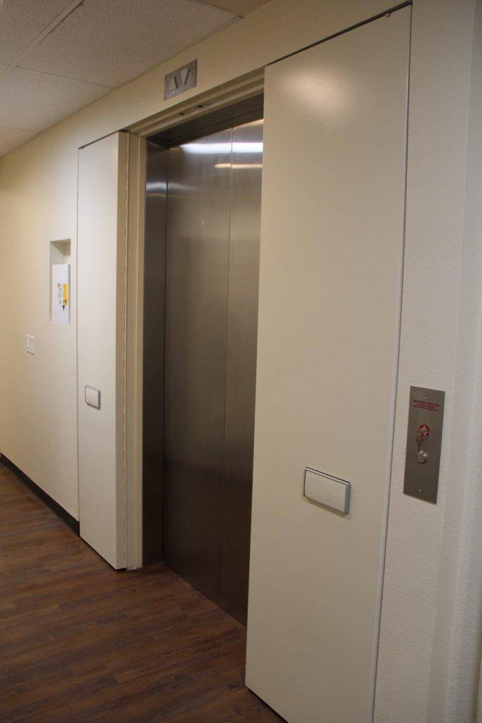 Horizontal Sliding Fire Doors: Code-Compliant Design for ...  |Elevator Fire Door