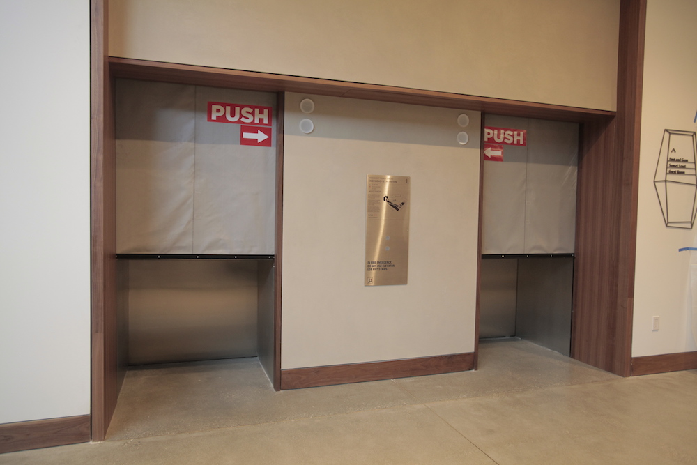 Smoke Amp Fire Curtains Photo Gallery Door Systems 174