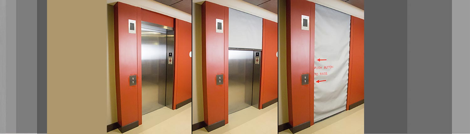 Smoke Curtains And Fire Curtains Door Systems 174