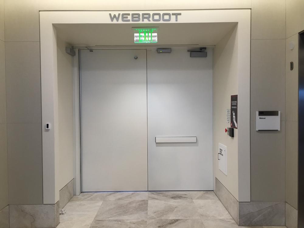 CAD Details \u0026 More Info & Hospital Doors Medical Applications Double Egress Doors - Door Systems