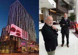 New Marriott Building