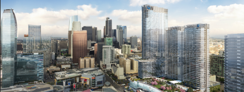 Los Angeles Mega Project