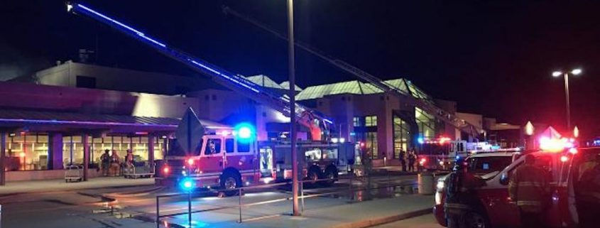 Colorado Springs Airport Fire