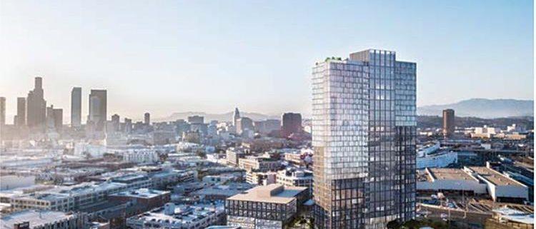 Arts District in San Francisco