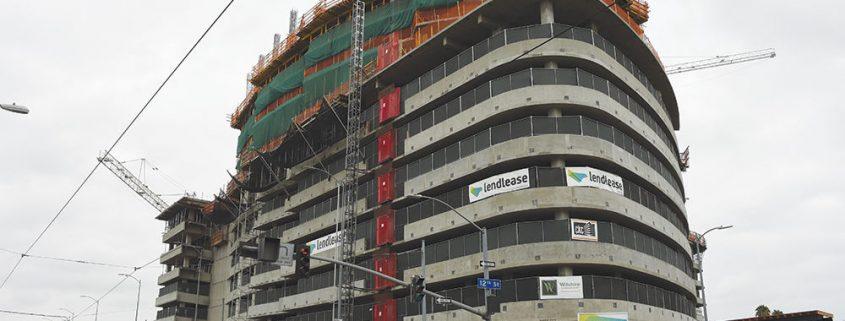 36 story Circa building