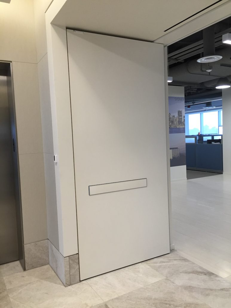 Cross Corridor Fire Doors Door Systems