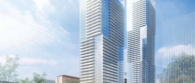 Times Mirror Square Redevelopment