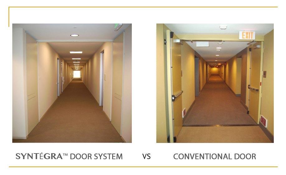Syntegra Cross Corridor Door
